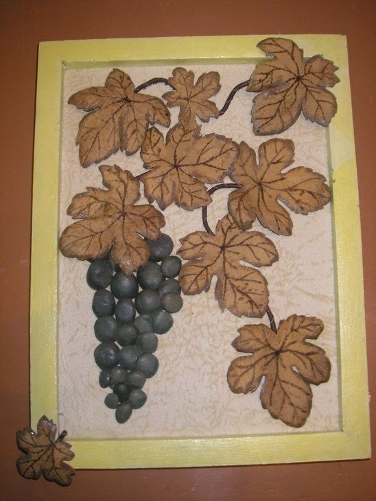 Обработка кожи: виноград (кожа) ФОТО #1