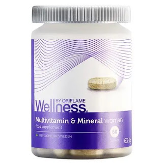 اورفليم 29704 Multivitamin Mineral Multivitamin Minerals