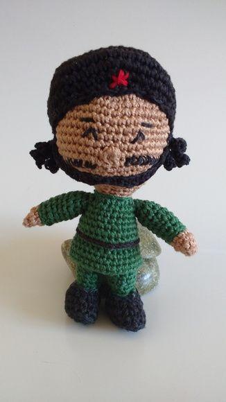 Che Guevara Amigurumi