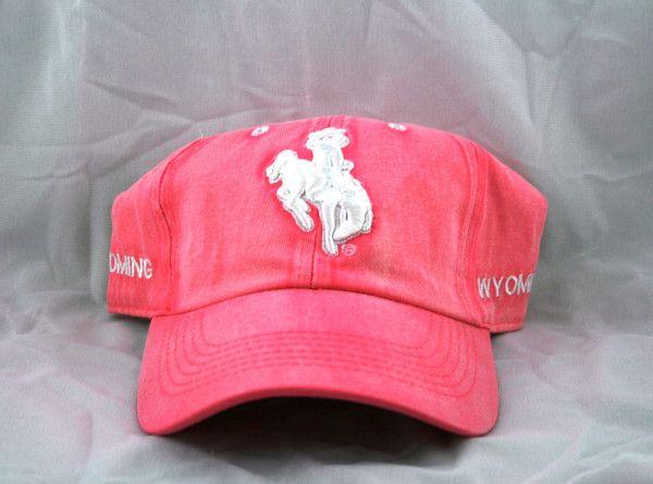 Wyoming Bucking Horse Hat/Cap | 10 Gallon Hats and More! | Baseball
