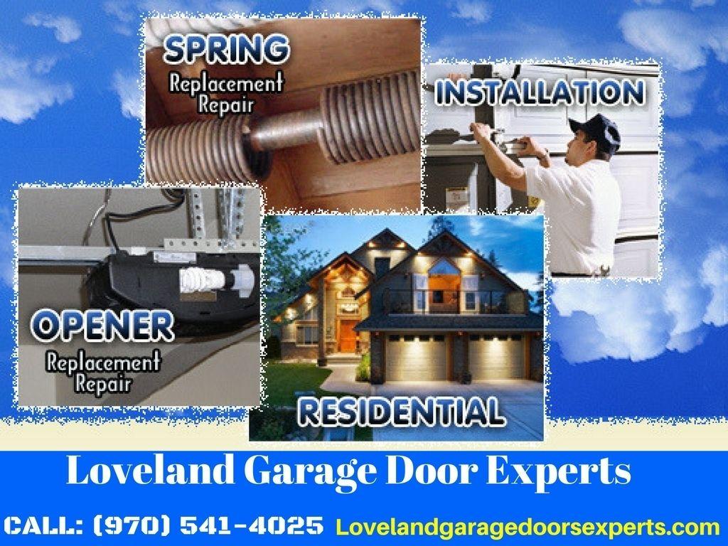 Loveland Garage Door Experts Specialise Door Opener Garage Door