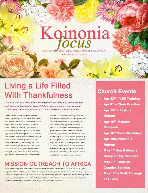happy mother 39 s day love christian newsletter newsletter. Black Bedroom Furniture Sets. Home Design Ideas