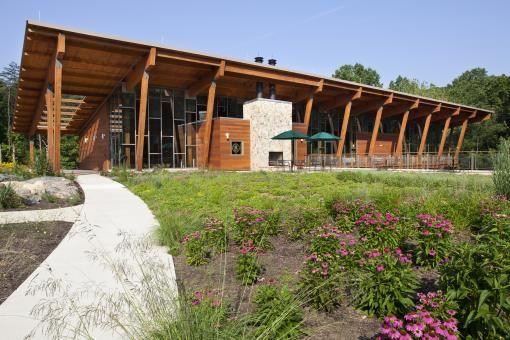 Robinson Nature Center Planetarium