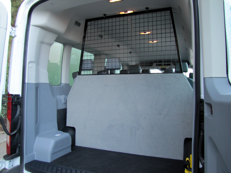 10 Passenger Transit Conversion Nor Cal Vans Ford Transit Passenger Transitional