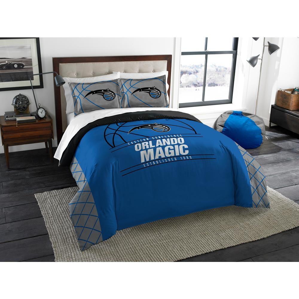 Choose Your Team NHL Licensed 3 Piece King Comforter /& Sham Bed Set In A Bag
