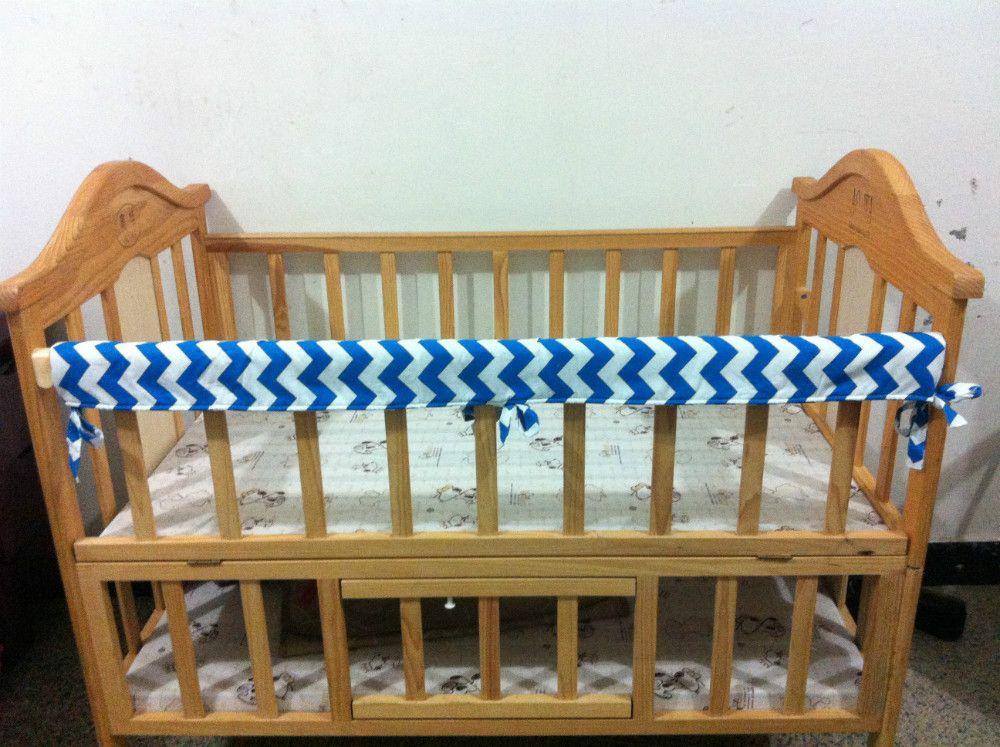 Baby Blue Crib Rail Cover Blue Crib Crib Rail Cover Baby Boy Crib Bedding Sets