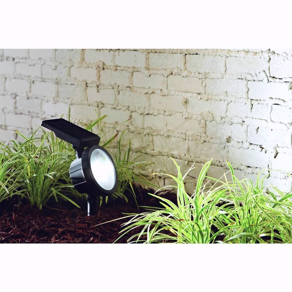 This Solar Powered Landscape Light Is Super Easy To Set Up Because There Is No Wiring Involved The Landscape Lighting Outdoor Solar Outdoor Landscape Lighting