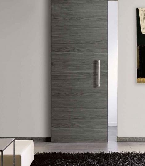 Puertas oficina madera gris buscar con google m for Puertas de madera para dormitorios