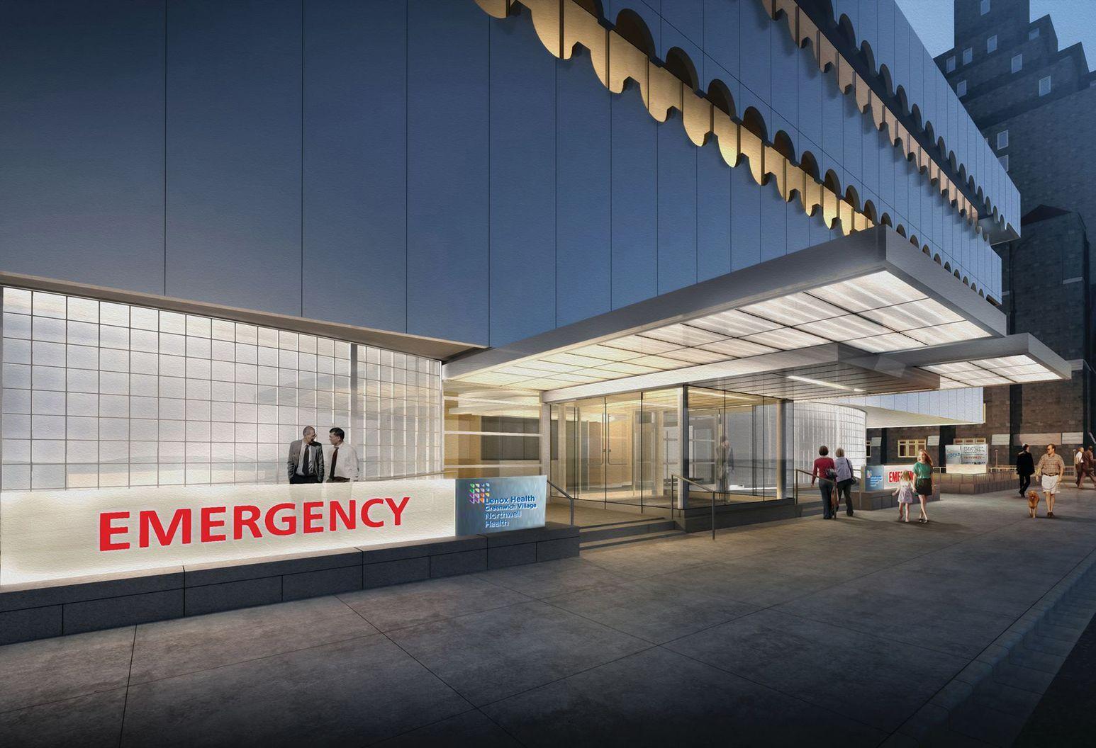 Emergency department lenox health greenwich village