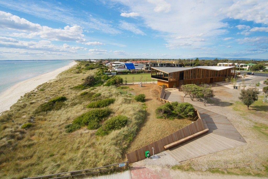 Jackson Clements Burrows Pty Ltd Architects   Keast Park Community Pavilion