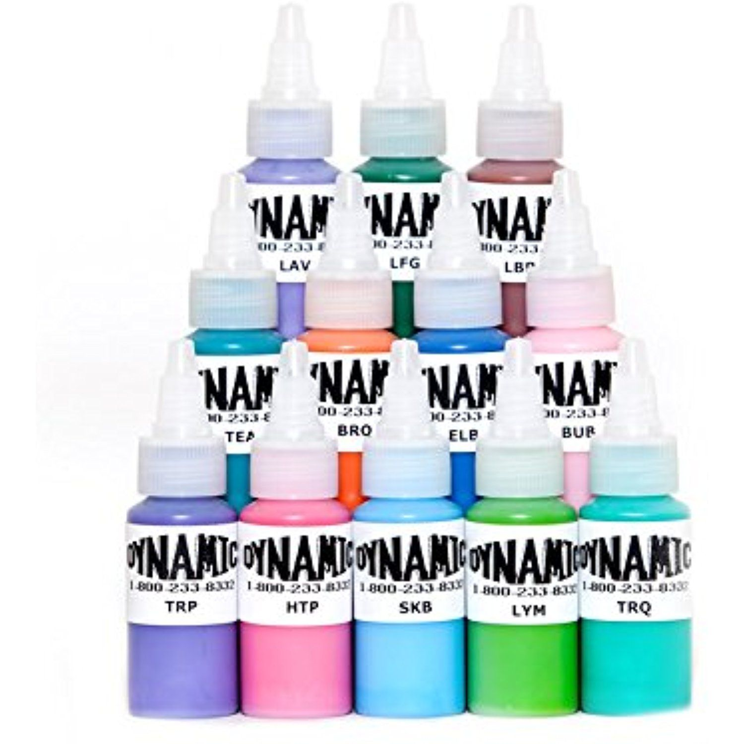 Dynamic Color Tattoo Ink Set Of All 1 Oz Colors Made In Usa Set 1 Details Can Be Found By Clicking On The Image Thi Tattoo Ink Sets Color Tattoo Ink Tattoo