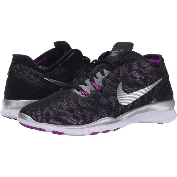 Womens Shoes Nike Free 5.0 TR Fit 5 MTLC Black/Purple