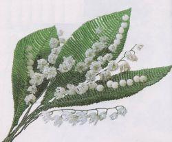 lily tkané korálky