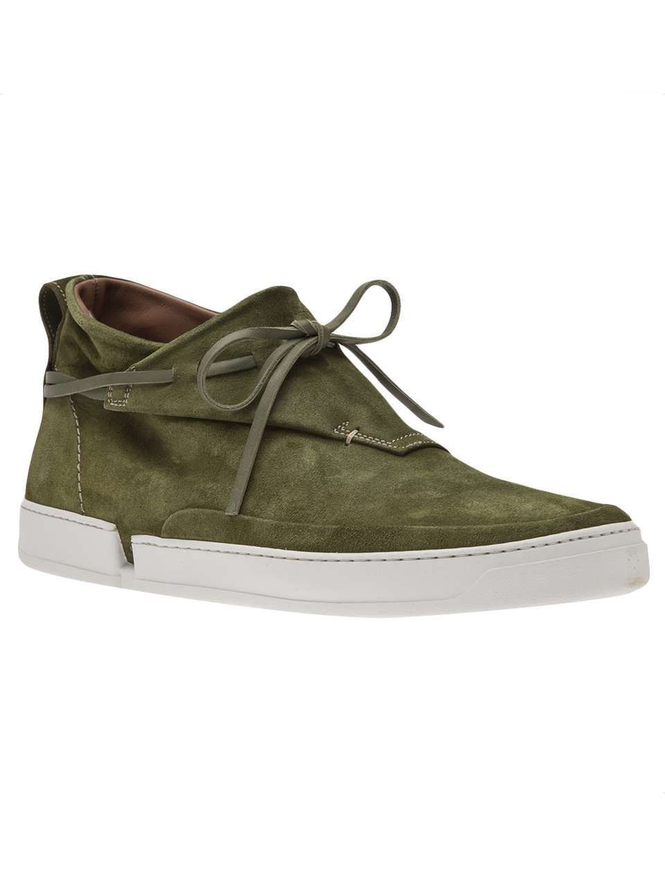 new product da395 a6a75 Love the CASBIA sneaker on Wantering  Sneaks and Kicks  mens green  sneaker  mens