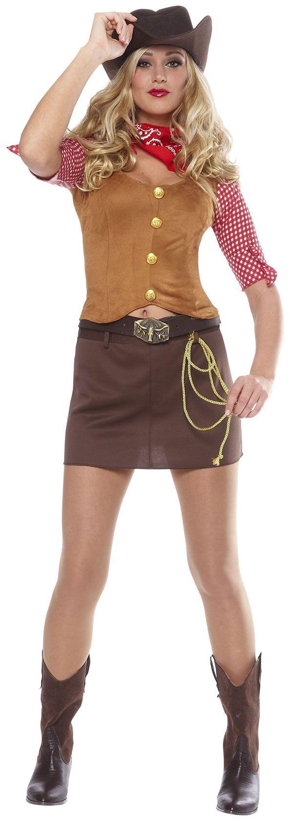 Gunslinger In 2019  Halloween Costumes  Cowgirl -1812