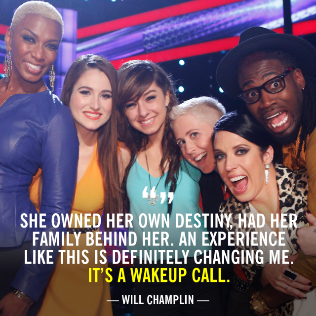 Christina Grimmie Memories From 10 <i>The Voice</i> Contestants