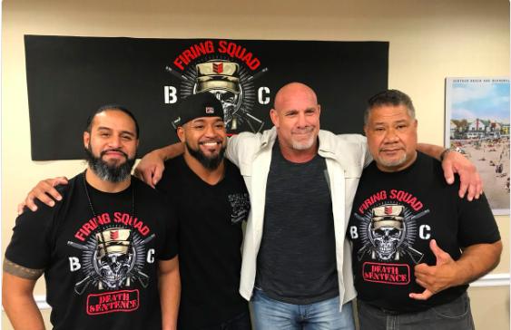 61f3aa4fa44e0 Tama Tonga Teases Goldberg for Bullet Club Firing Squad  http   www.ringsidenews