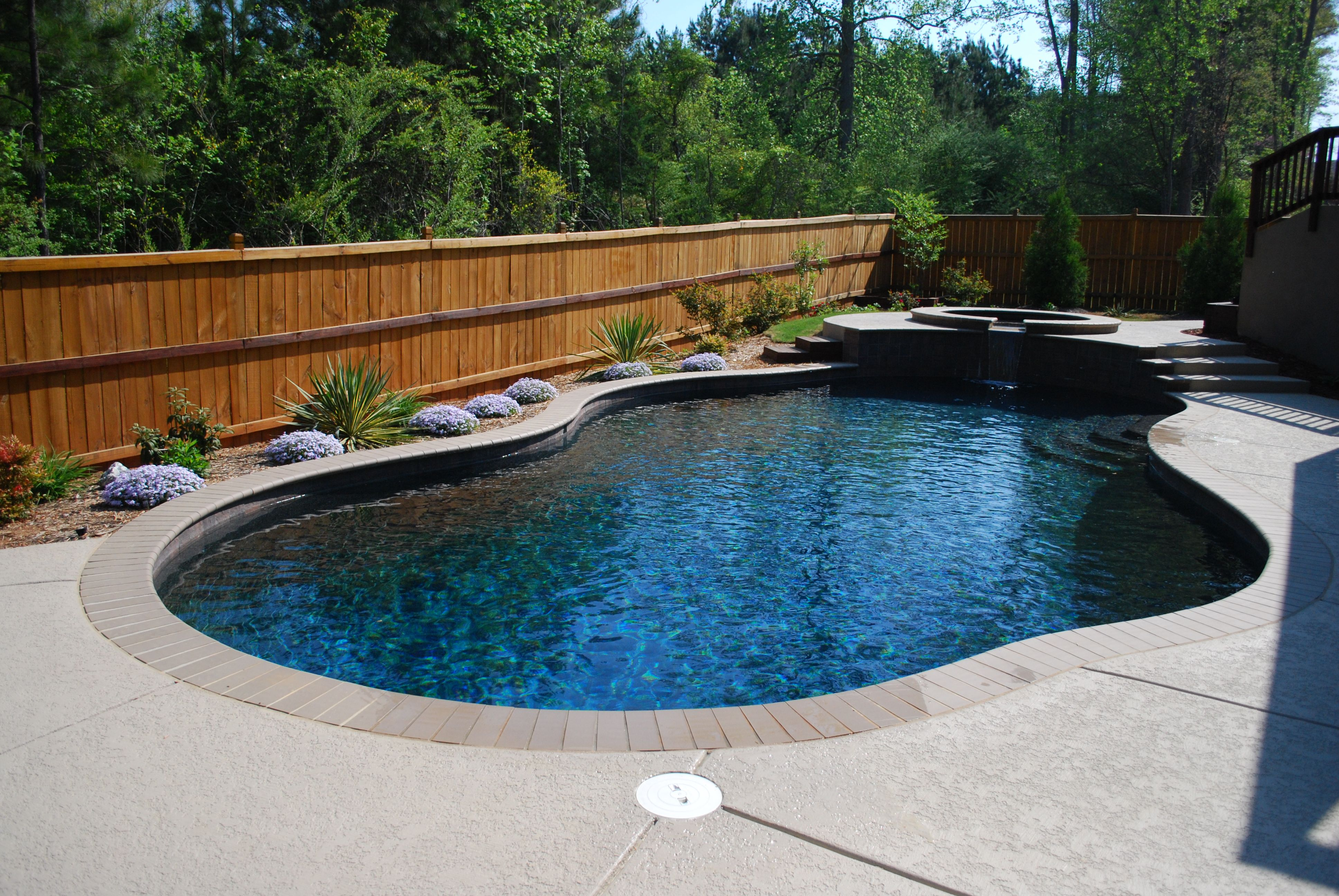 Black Marble Pebble Tec Rcs Pool And Spa Rcs Pool And