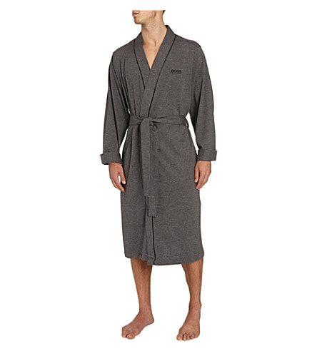 BOSS Kimono cotton dressing gown 3e18fddae5