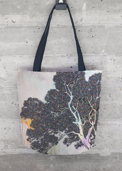 Tote Bag - Abstract by VIDA VIDA GArrh18n