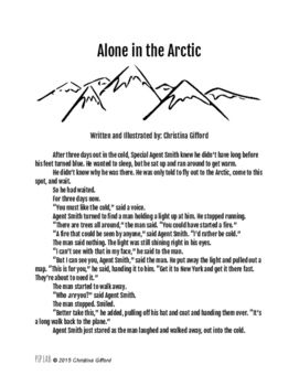photo regarding Printable Short Stories identify By itself within the Arctic\