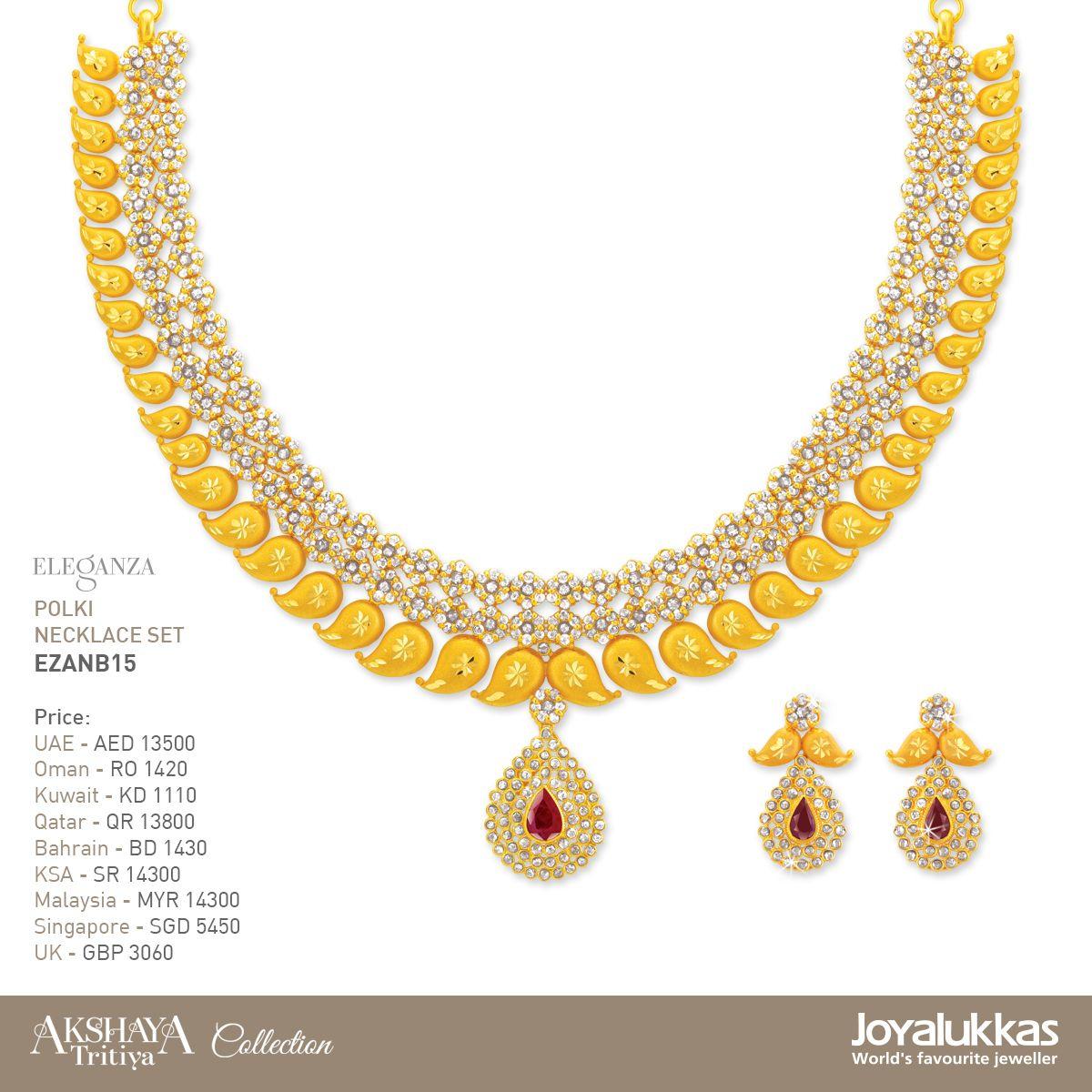 Akshaya Tritiya Special Collection Jewelry Collection Jewelry