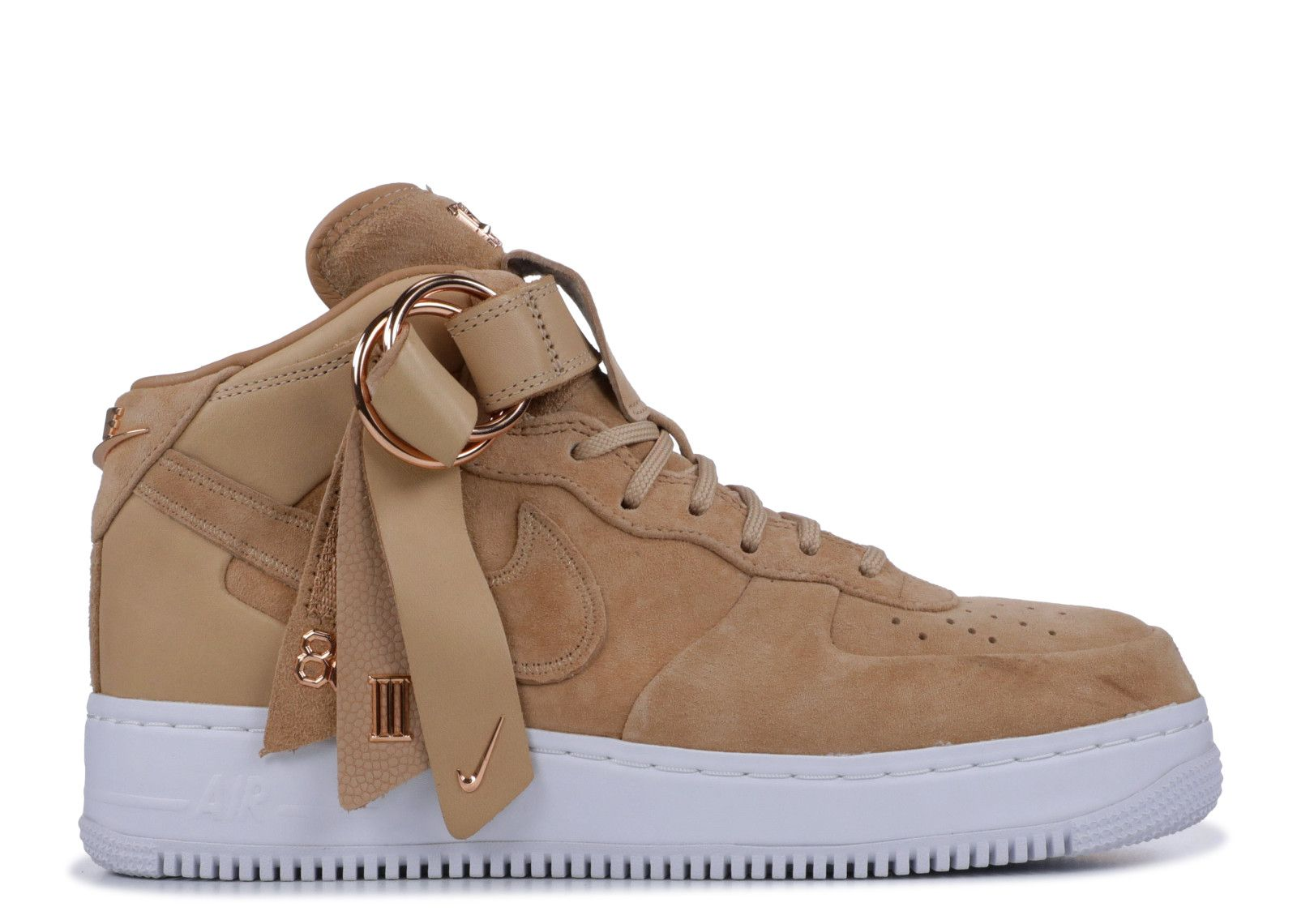 nike air force 1 donna cipria