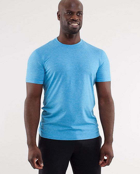 5 Year Basic Tee...thank you lululemon for T-shirt