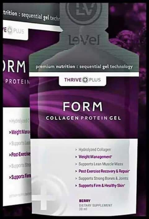 The lastest and greatest from Le-Vel FORM Hydrolyzed ...
