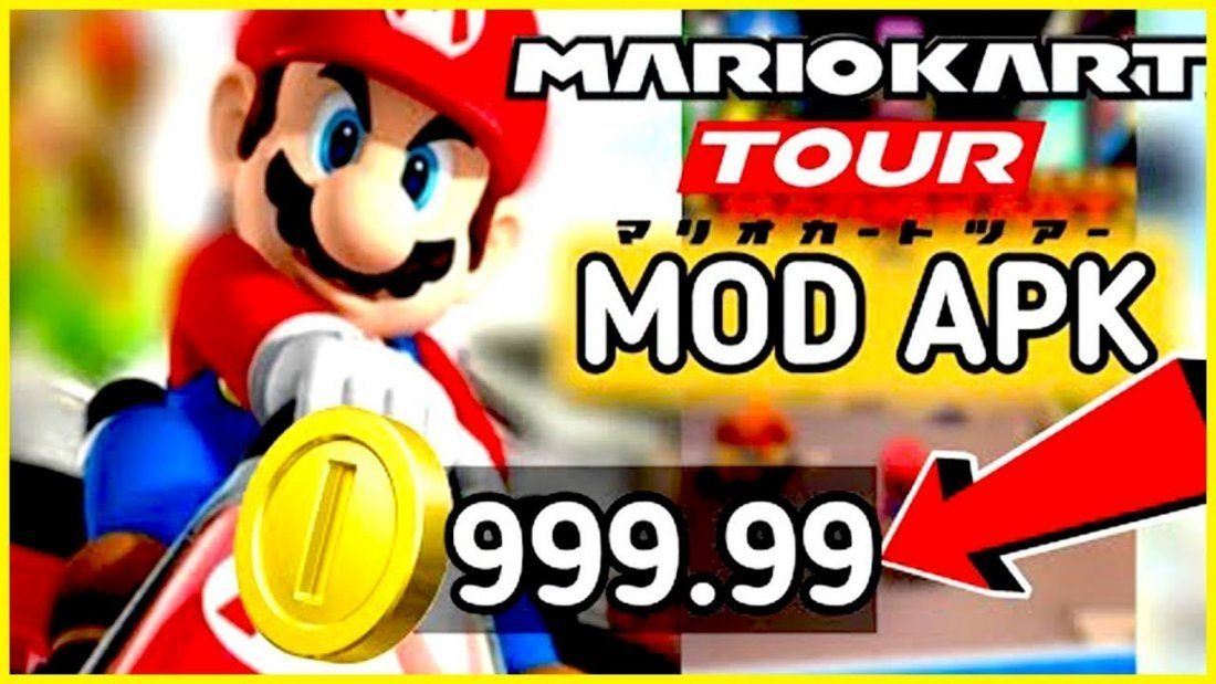 Mario Kart Tour Hack Discover Free Coins Android and I