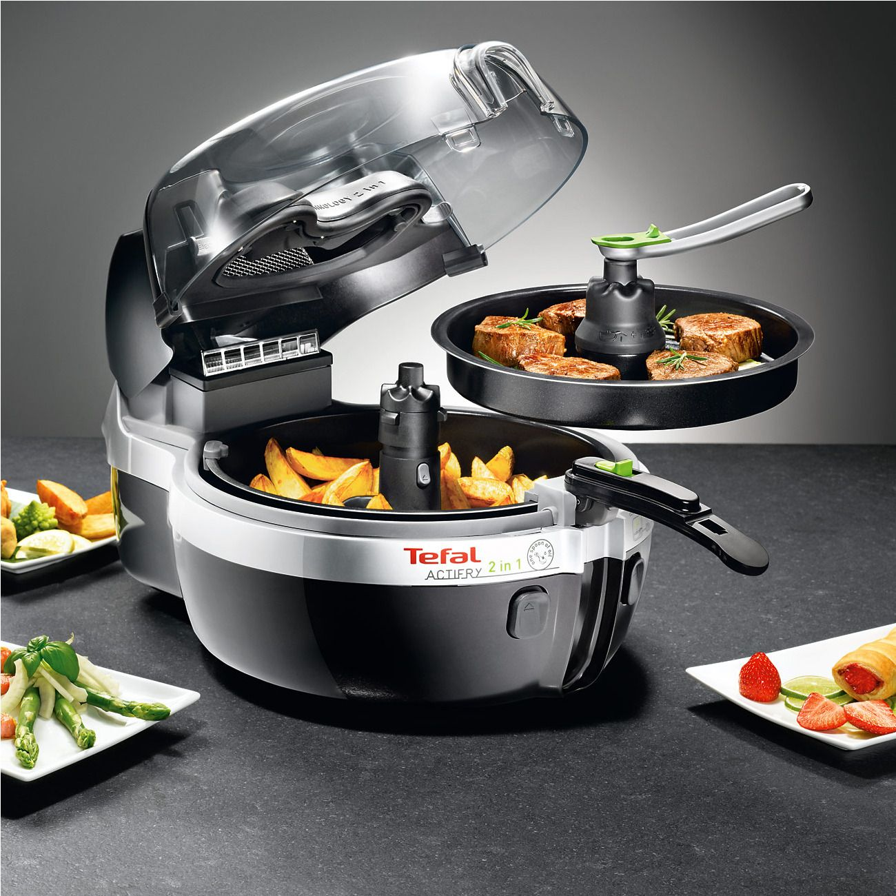 tefal actifry 2 in 1 wins kitchen innovation of the year award in frankfurt germany actifry. Black Bedroom Furniture Sets. Home Design Ideas