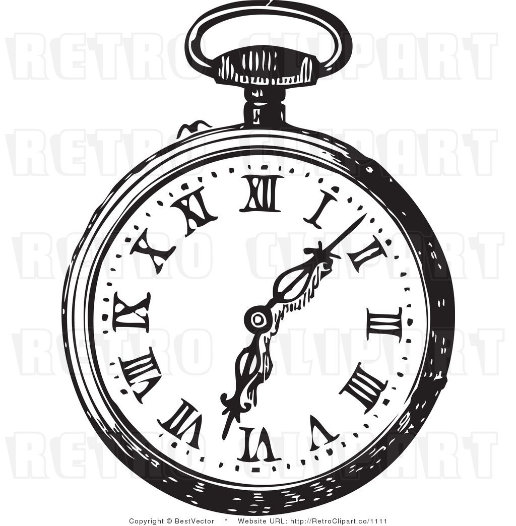 alice in wonderland clock clipart - photo #4