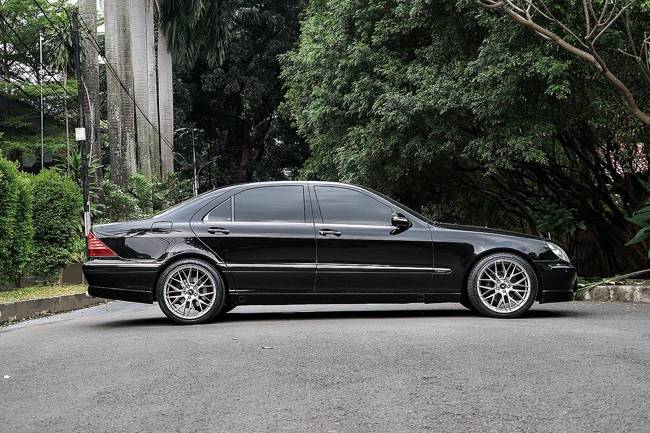 Mercedes Benz S500 AMG W220 VORSTEINER Wheels