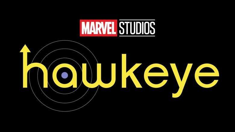 Hawkeye Tv Series Logo 2021 Disney Hawkeye Disney Plus Jeremy Renner