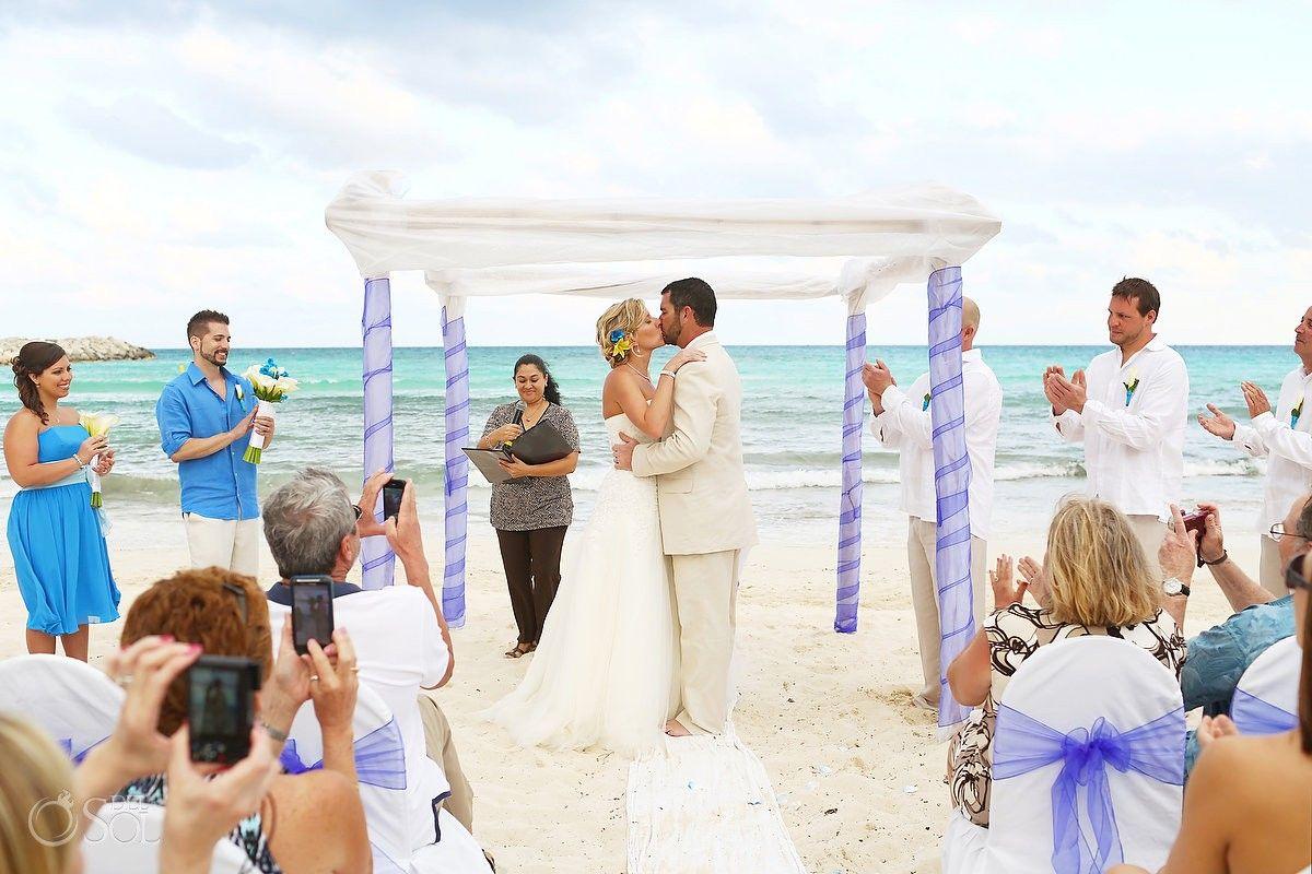 Now Jade Wedding Riviera Maya - Michele And Travis