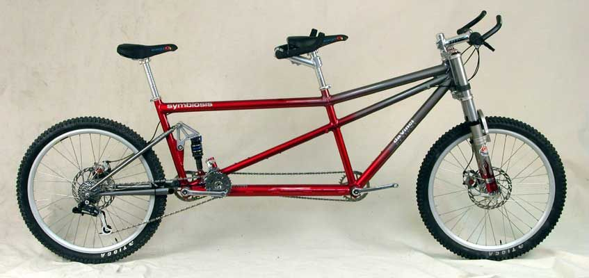 Image Result For Full Suspension Tandem Race Bikes