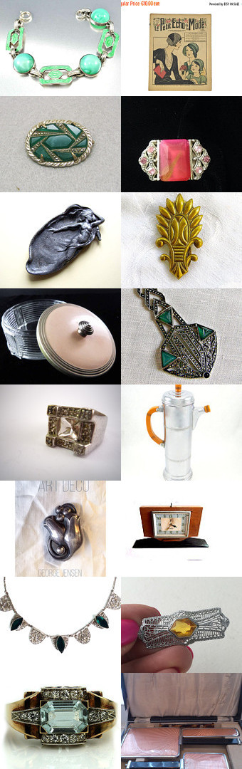 Darling Deco by Nancy Andrews on Etsy--Pinned+with+TreasuryPin.com