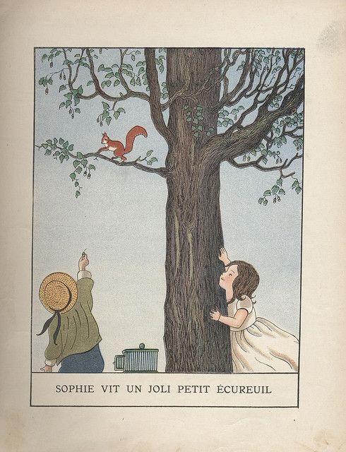 Les malheurs de Sophie par la comtesse de Ségur images par Marie-Madeleine Nohain Maison Alfred Mame et fils 1931
