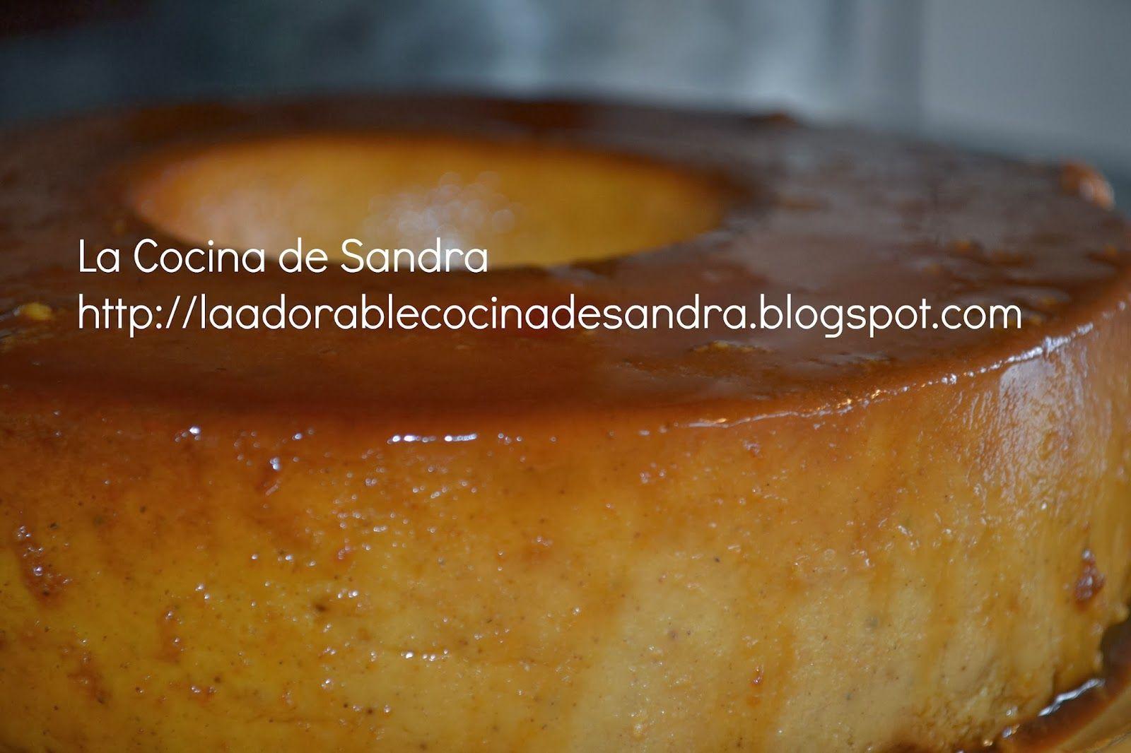 Image Result For Receta Flan De Queso Puertorriqueno