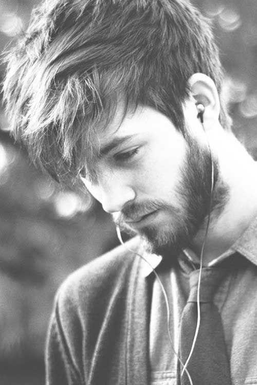30 Trending Medium Cut Hairstyles For Men Hairstyles Pinterest