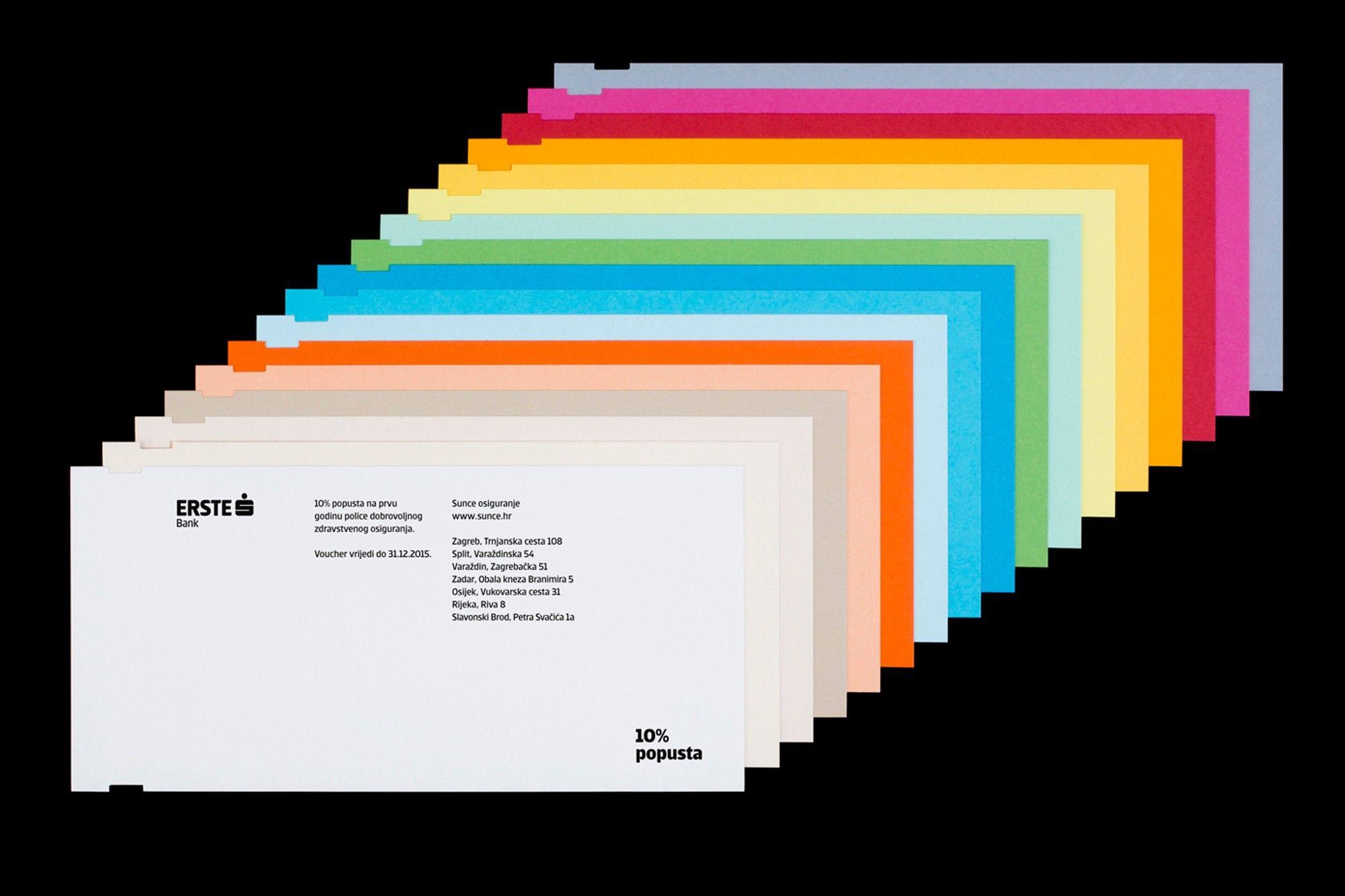 Erste Steiermarkische Bank Bunch Graphic Design Print Branding Design Editorial Design