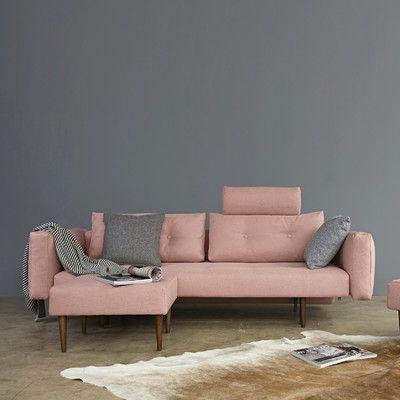 3 Sitzer Schlafsofa Recast Von Innovation Wayfair De Design