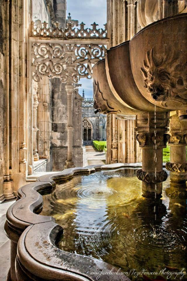 Monastery of Batalha, Portugal  | Erlebe ein unglaubliches Kocherlebnis mit uns | Insider-cooking.com #bestplacesinportugal