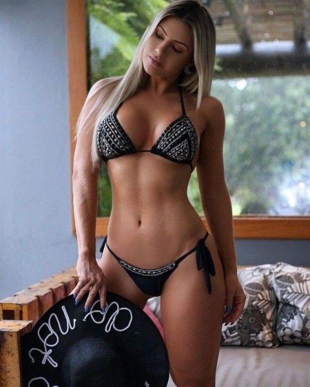 37ad06ac3458 Pour some sugar on me.... | hot chic | Bikinis, Bikini girls, Sexy
