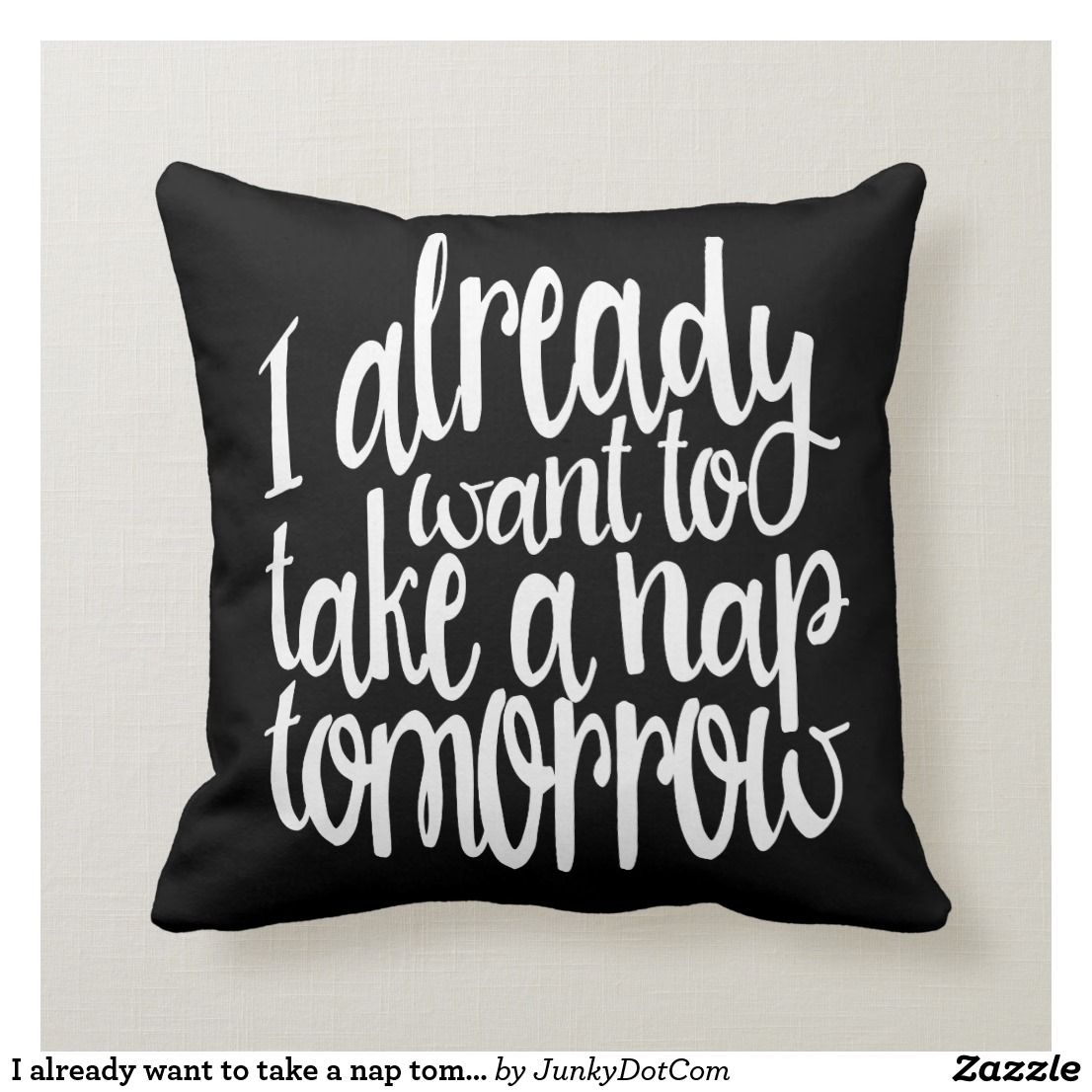 Funny Decorative & Throw Pillows | Zazzle