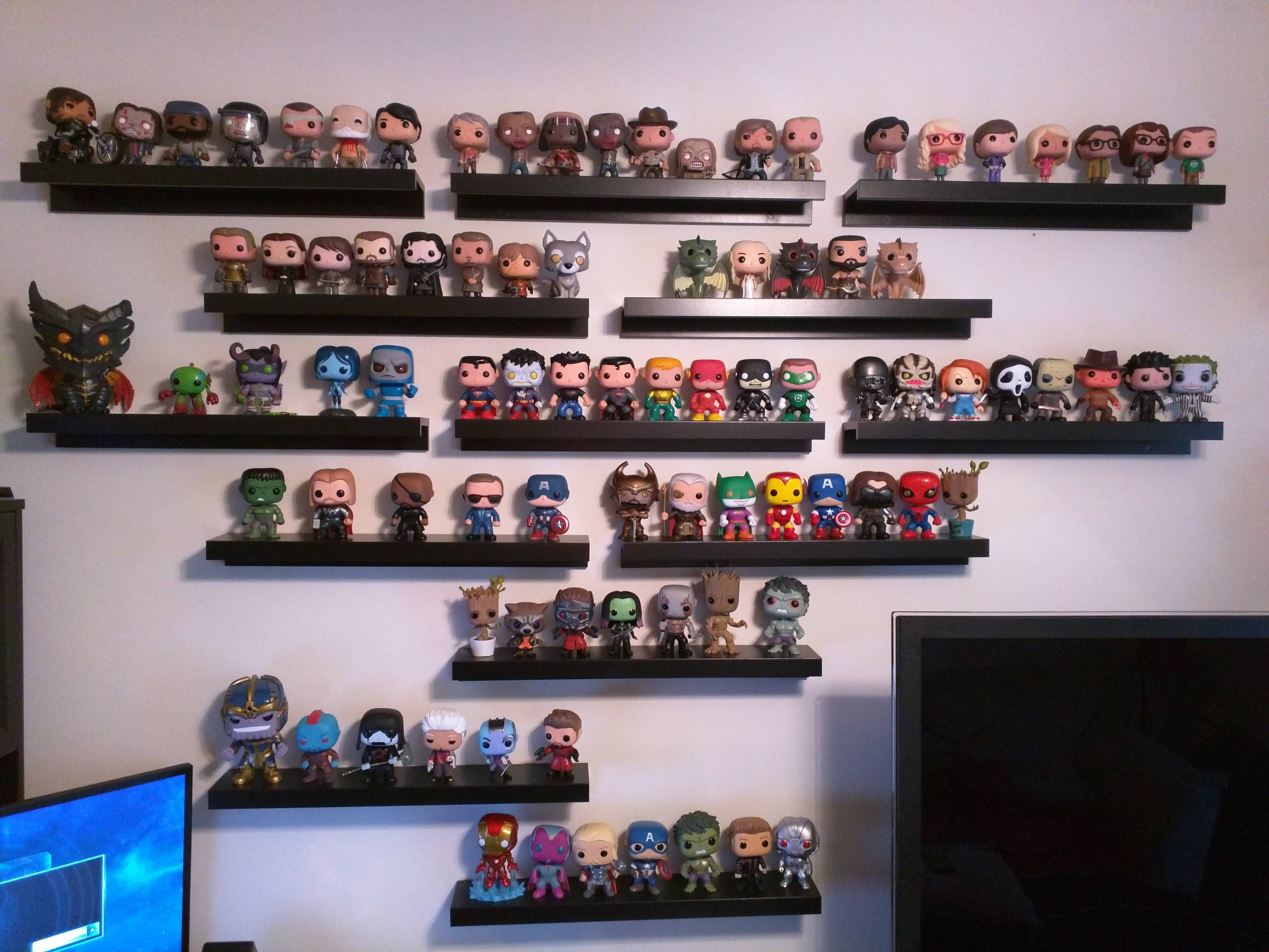 Funko Collection from Reddit | Funko Fanaticism in 2019