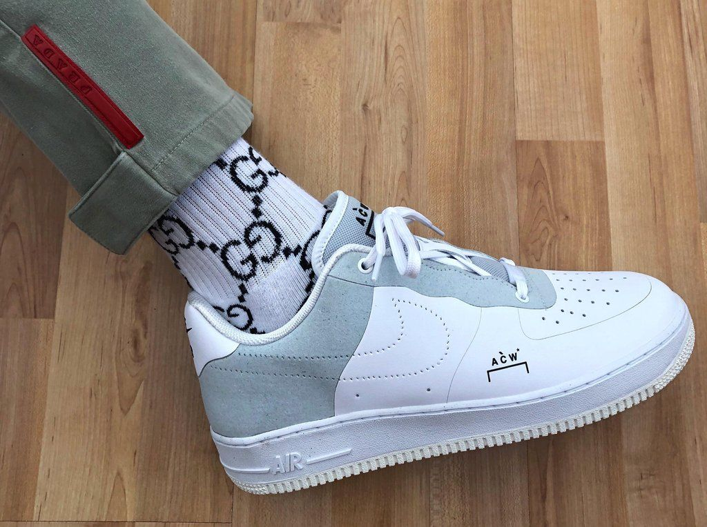 9c7dea8a71 Nike Air Force 1 '07 / ACW : Sneakers | Feetwear in 2019 | Sneakers ...