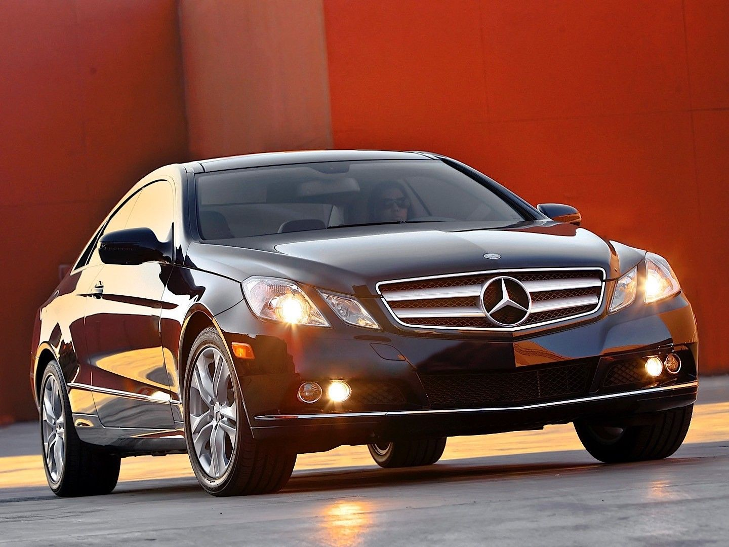 2010 Mbz E350 Coupe Convertible On Concept One Executive Rs 55