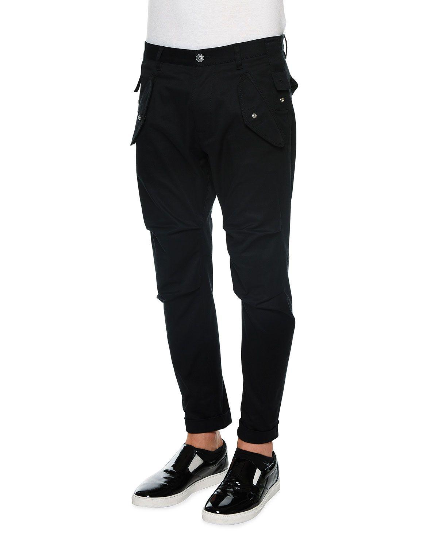 Slim-Fit Cargo Pants 221e1908e750