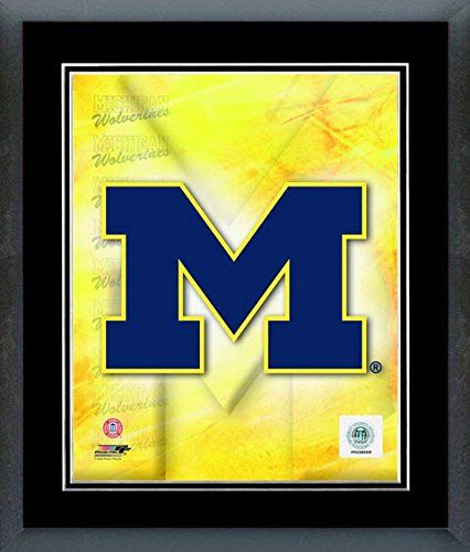 University of Michigan Team Logo Framed With double black matting Ready To Hang- Awesome & Beautiful-Must For A Championship Team Fan! All Teams Logos Available-Please Go Through Description & Mention In Gift Message If Need A different Team-Choose Size Option! (16 x 20 inches University of Michigan Team Logo framed print) Art and More, Davenport, IA http://www.amazon.com/dp/B00NBZHQG2/ref=cm_sw_r_pi_dp_3kGxub0X8JNM8